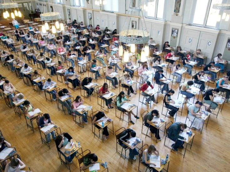 Why GCSEs should be abolished