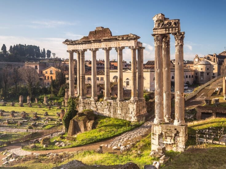 Why the right loves ancient Rome