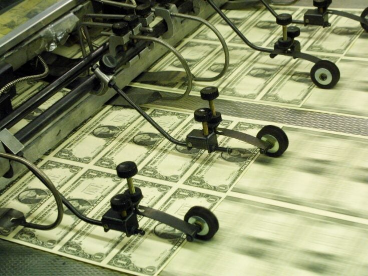 Pandemics and the politics of printing money