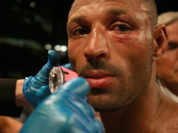 Kell Brook was right to stop his own fight - saying otherwise is indefensible