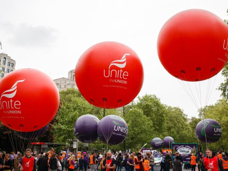 Why Sharon Graham's election as Unite general secretary has pleased all wings of Labour