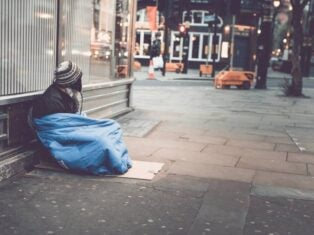 To end homelessness, we need to flip the support system on its head