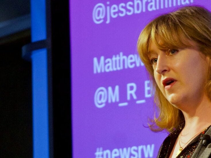 The BBC must not be intimidated by the press vendetta against Jess Brammar
