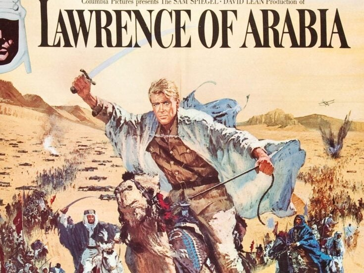How the Arab world grapples with the cultural legacy of Lawrence of Arabia