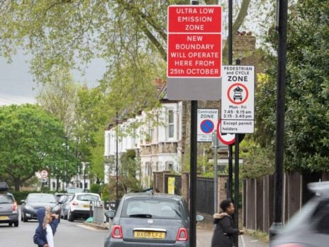"""Sadiq Khan: """"Tackling air pollution is a matter of life and death"""""""