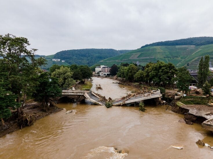 Germany floods: How the West's disasters are outpacing its climate action