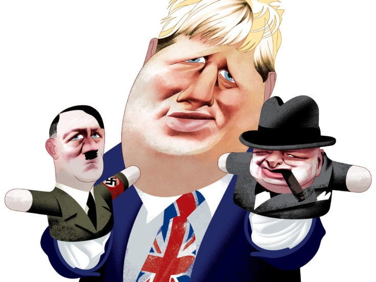The Great Huckster: Boris Johnson's reckless distortions of history
