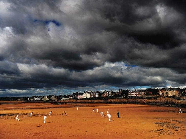 The darkening skies of the summer game