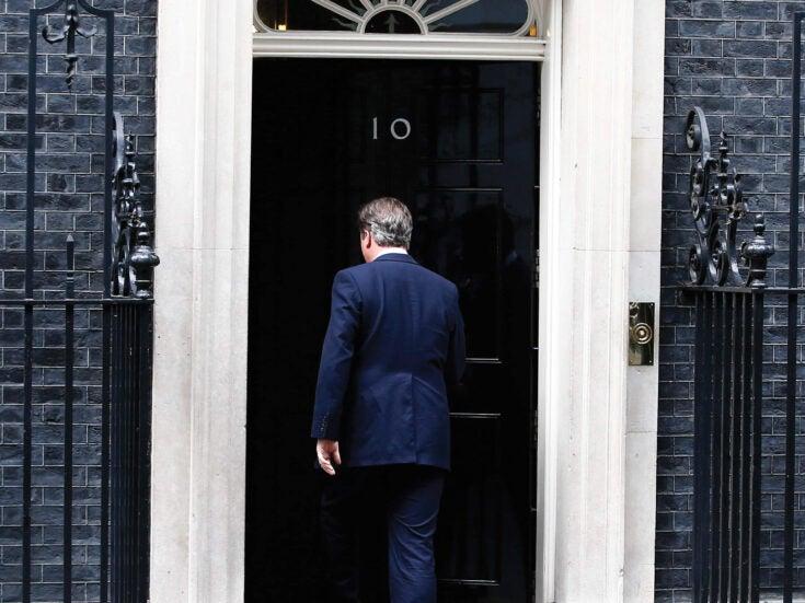 How will history treat David Cameron?