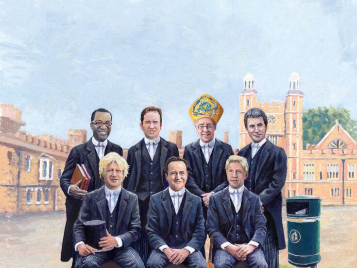 An English tragedy: how Boris, Dave and Brexit were formed by Eton college