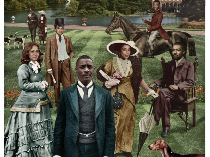 Why the British addiction to period drama is driving away our best black and Asian actors