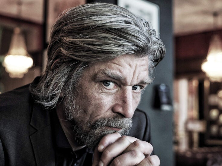 Karl Ove Knausgaard's Autumn has gorgeous, poetic observations on almost every page
