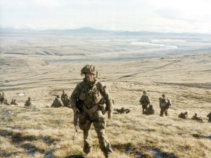 The Falklands War revisited
