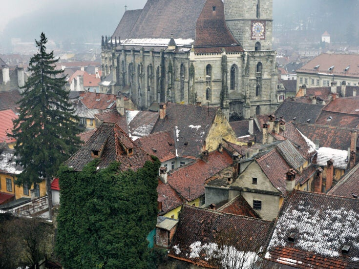 Romania, the land of no return