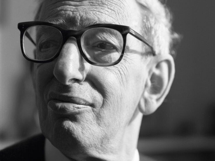 The contradictions of Eric Hobsbawm