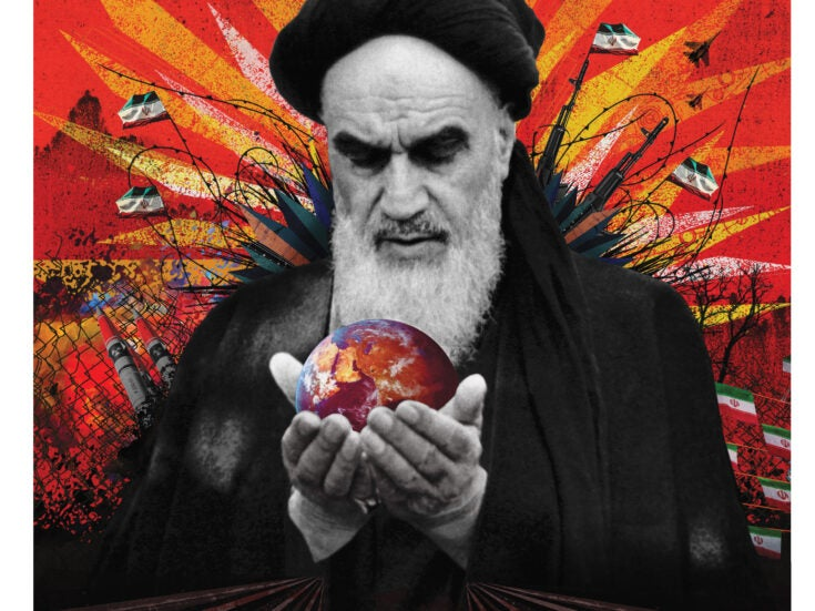 Iran: the revolution that shook the world