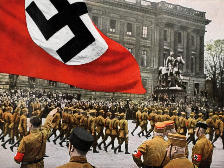 The Reich without end