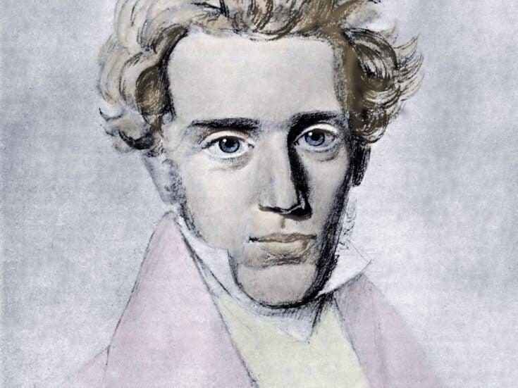 Kierkegaard's ways to be human