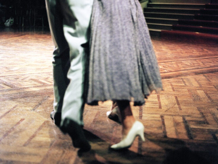 Nicci Gerrard: On my father's dementia and the joy of dancing