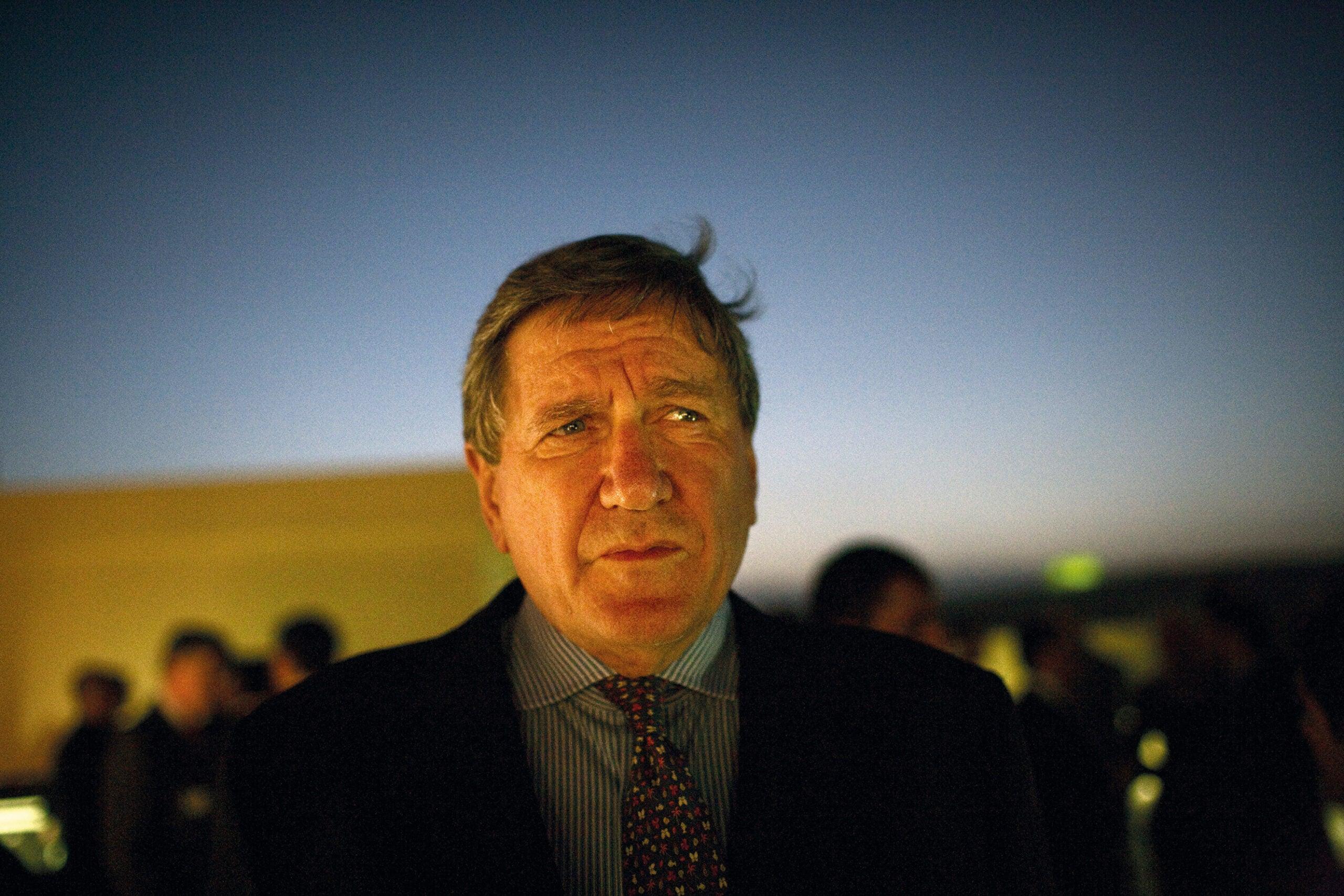 Richard Holbrooke, the last of the action men
