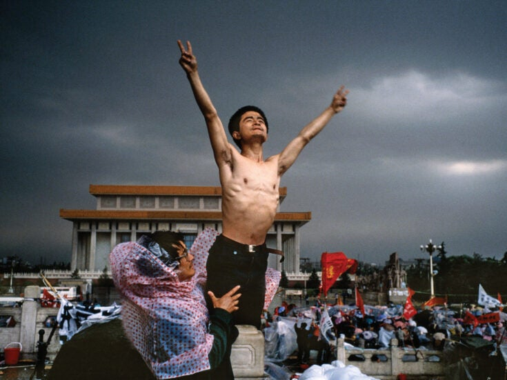 The night the lights went out: what really happened in Tiananmen Square