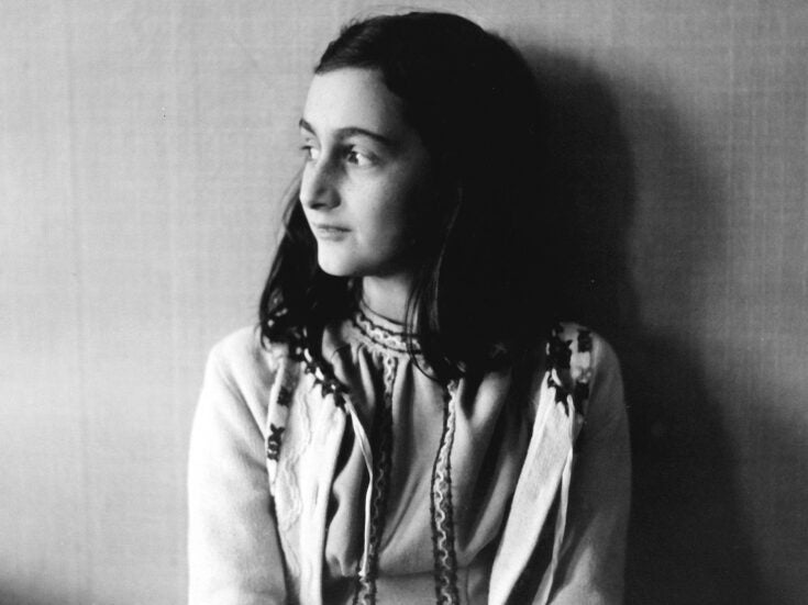 How Anne Frank's collected works reveal the girl behind the legend