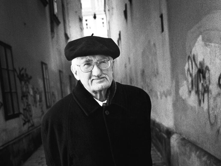 Living in a critical condition: Jürgen Habermas at 90