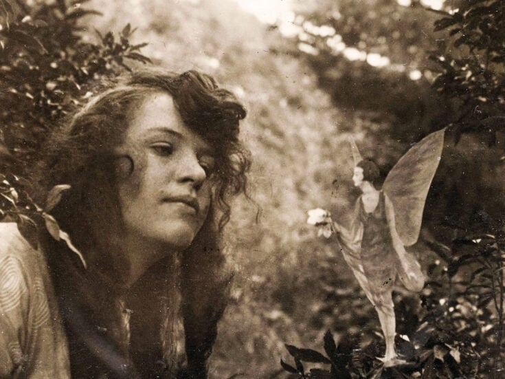 The man who taught us to believe in fairies