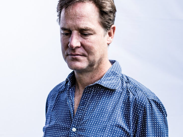 Nick Clegg: the Facebook fixer