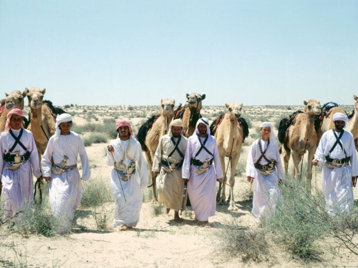 The strands of Arabia: how a people and religion were built on language