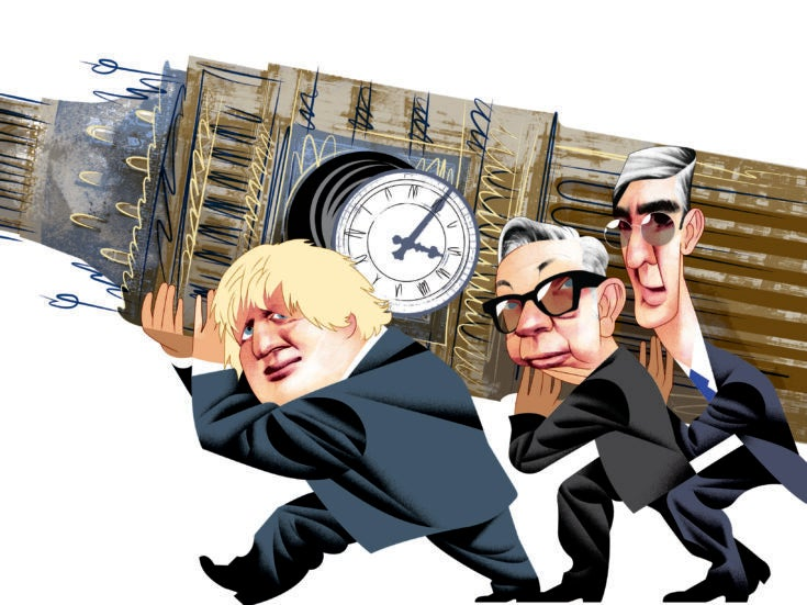 We know Boris Johnson is a liar – it's his enablers who are most culpable