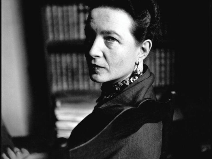 Simone de Beauvoir's second coming