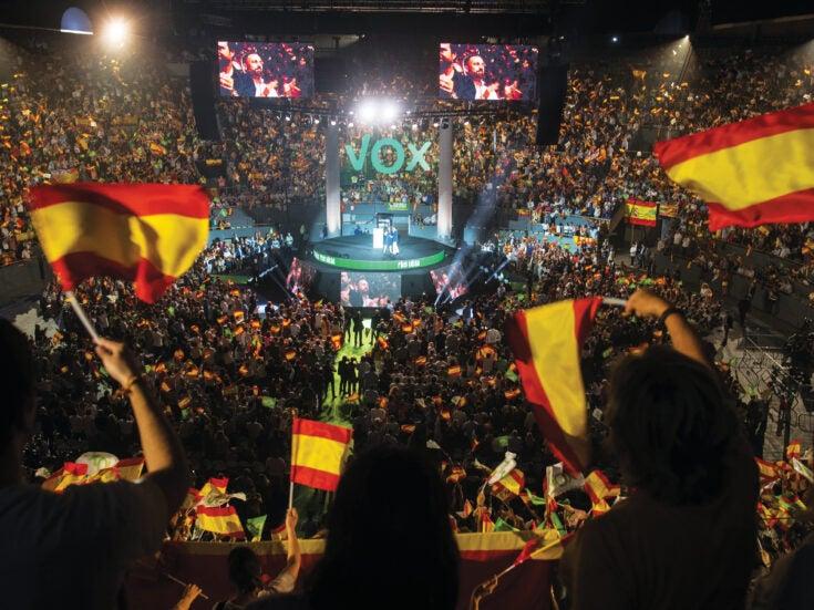 The new Spanish civil wars