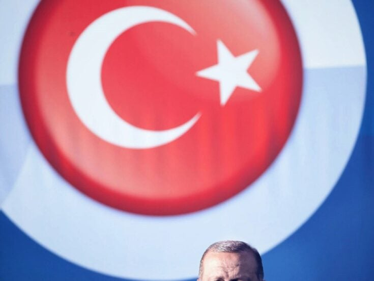 Erdogan Rising: the making of an autocrat