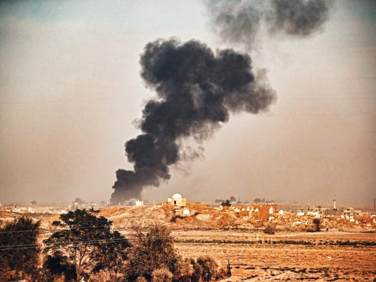 Syria's war without end