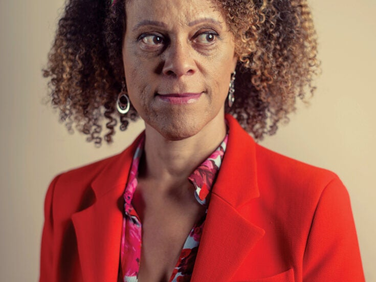 """""""We are pretty invisible in fiction"""": Bernardine Evaristo on power, racism and her wild Eighties days"""