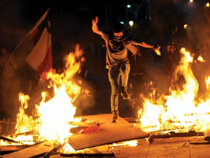 Chile's unrest has reawakened its egalitarian spirit