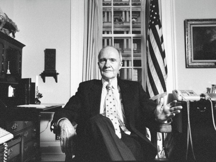 The quiet mastermind: how Brent Scowcroft redefined the art of Grand Strategy