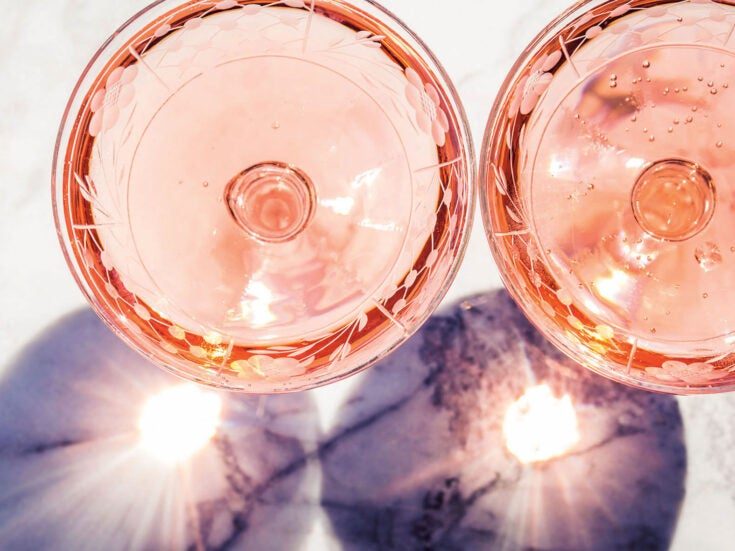 Drinking pink: why rosé is more than an insipid pastel prop