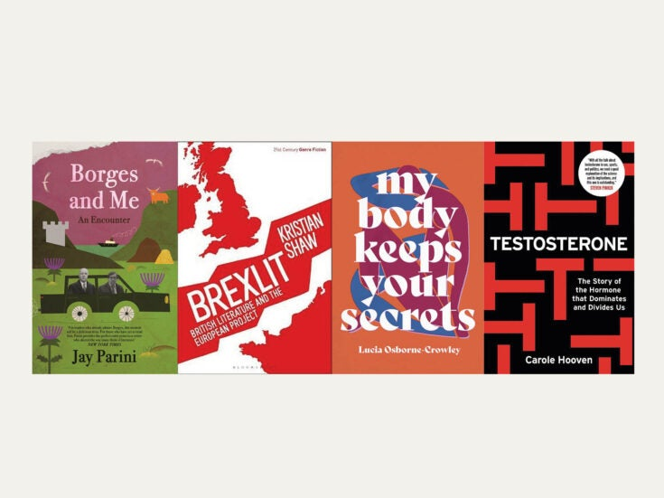 Reviewed in short: New books from Carole Hooven, Kristian Shaw, Lucia Osborne-Crowley and Jay Parini