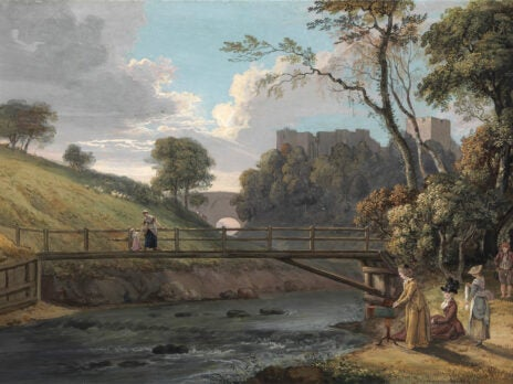 How Paul Sandby painted Britain as he saw it