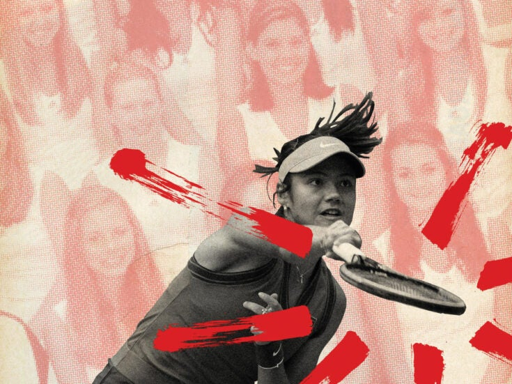 How I mastered the mental game of tennis