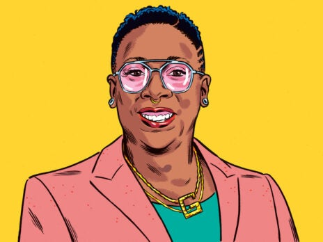 """Gina Yashere Q&A: """"This planet needs a good shakedown. Wipe it out, start again, Etch A Sketch-style"""""""