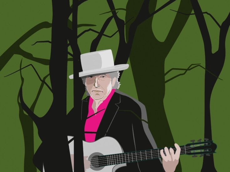 Bob Dylan at 80: His world is mysterious – he says everything and nothing at once