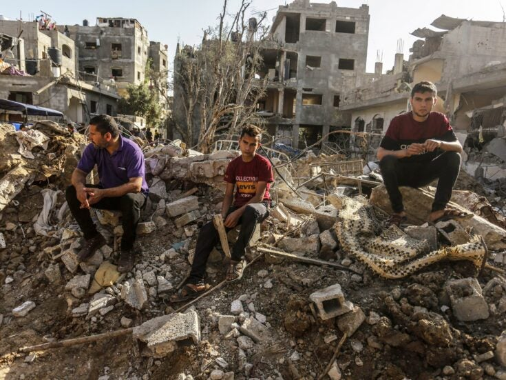 Letter from Gaza: The war that cannot be won
