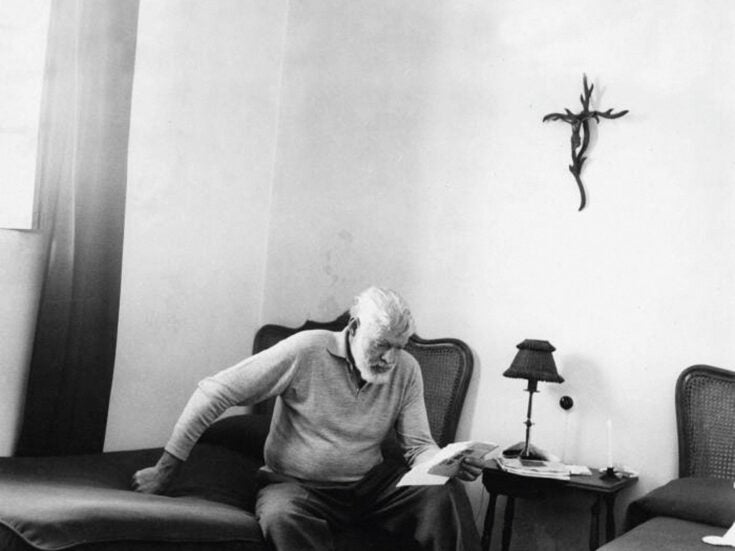 Hemingway: a masterful six-part series from Ken Burns and Lynn Novick