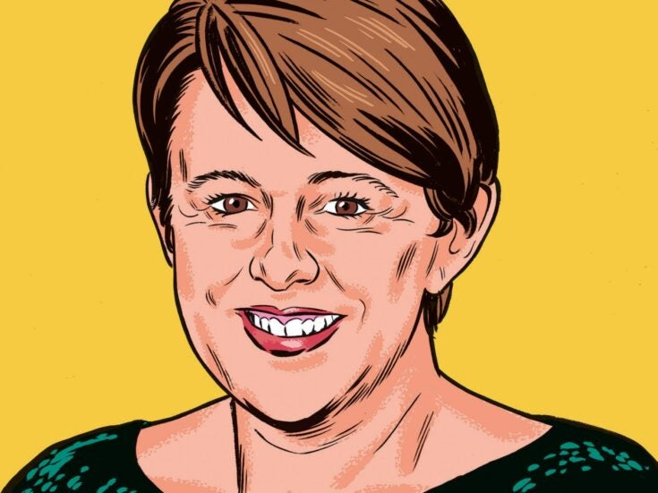 """Tanni Grey-Thompson Q&A: """"My life in sport led me to politics"""""""
