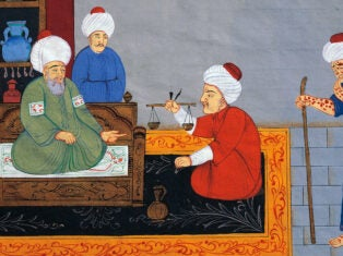 Are Islamic philosophers critical of authority?