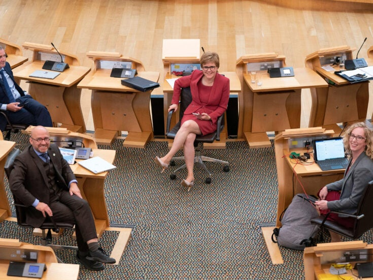 The SNP-Green deal does nothing to change Nicola Sturgeon's independence dilemma