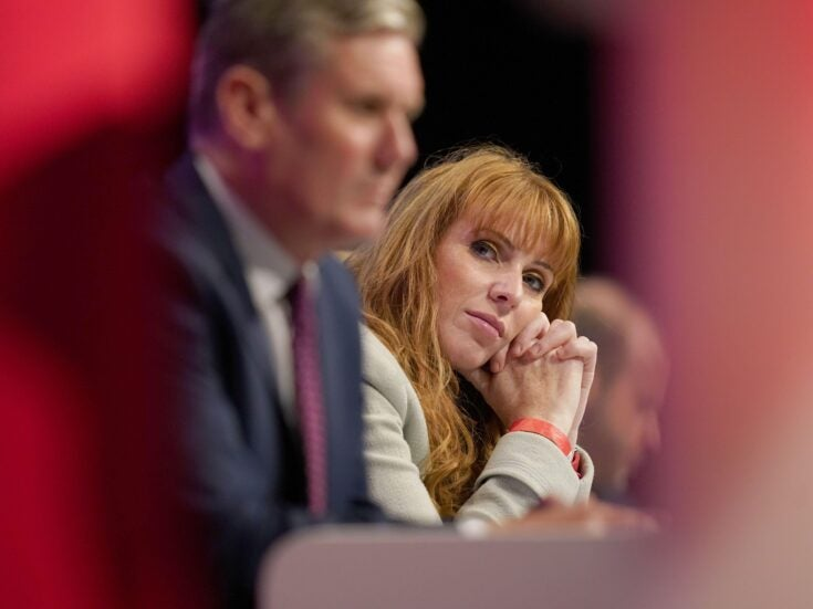 Keir Starmer and Angela Rayner both have a big problem: each other